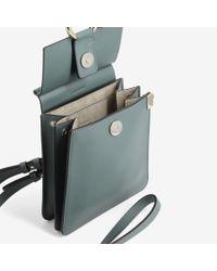 Chloé - Blue Faye Small Bracelet Bag - Lyst