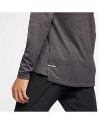 Nike - Gray Techknit Ultra T-shirt for Men - Lyst