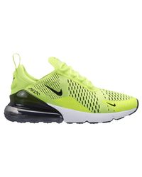 Nike Green Air Max 270 Casual Trainers for men
