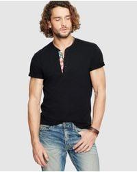 Denim & Supply Ralph Lauren | Ralph Lauren Denim & Supply Black Short-sleeve T-shirt for Men | Lyst