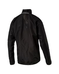 PUMA - Black Core-run Jacket for Men - Lyst