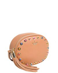 Kate Spade - Multicolor Canteen Devoe Street Tinley Leather Bag - Lyst