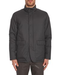 Z Zegna - Blue Icon Warmer Jacket In Technical Fabric for Men - Lyst