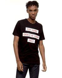 ELEVEN PARIS | Black Tygrace T-shirt for Men | Lyst