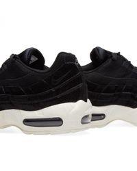 Nike - Black Air Max 95 Lx W - Lyst