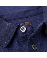 Barbour - Blue Derwent Polo for Men - Lyst