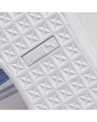 PUMA - White Platform Hyper Embroidered W - Lyst