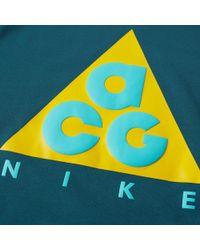 Nike - Green Acg Crew Sweat for Men - Lyst