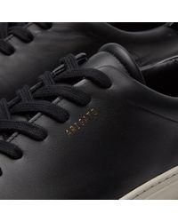 Axel Arigato - Black Tennis Sneaker for Men - Lyst
