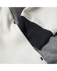 Nike - Gray Tech Fleece Destroyer Jacket W - Lyst
