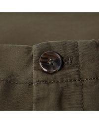 Maison Margiela - Green 10 Slim Fit Cargo Pant for Men - Lyst
