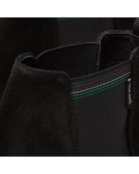 Paul Smith - Black Andy Chelsea Boot for Men - Lyst
