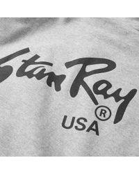 Stan Ray - Gray Stan Logo Hoody for Men - Lyst