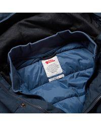 Fjallraven - Blue Övik 3 In 1 Jacket for Men - Lyst