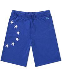 Etudes Studio Blue Études Etoile Jersey Short for men