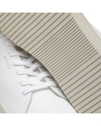 Axel Arigato - White Tennis Sneaker for Men - Lyst