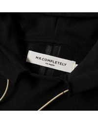 MR. COMPLETELY - Black Factory Hoody for Men - Lyst