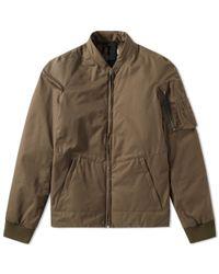 Acronym | Green J50-s High-density Gabardine Climashield Bomber Jacket for Men | Lyst