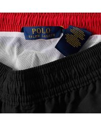 Polo Ralph Lauren - Black Swim Short for Men - Lyst