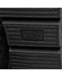 PUMA - Black X Fenty By Rihanna Cleated Creeper - Lyst