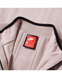 Nike - Pink Tech Knit Jacket for Men - Lyst