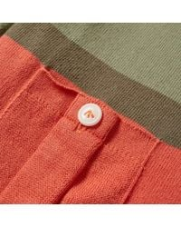 Nigel Cabourn - Green X De Marchi British Army Cycling Jersey for Men - Lyst