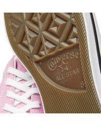 Converse - Pink One Star Ox Pastel Pack - Lyst