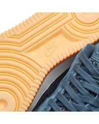 Nike - Blue Air Force 1 07 Indigo - Lyst