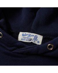 Velva Sheen - Blue Pullover Hoody for Men - Lyst