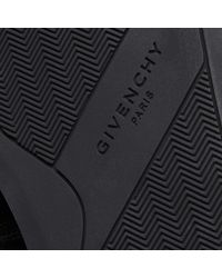 Givenchy - Black Urban Street Low Top Leather Trainers for Men - Lyst