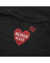Human Made - Black Storm Cowboy Tee for Men - Lyst