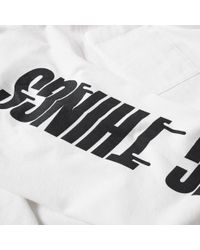 Off-White c/o Virgil Abloh - White Photocopy Long Sleeve Tee for Men - Lyst