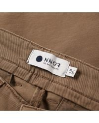 NN07 - Brown Marco Chino for Men - Lyst
