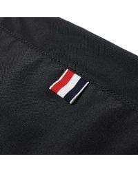 Thom Browne - Black Drawcord Weave Bag for Men - Lyst