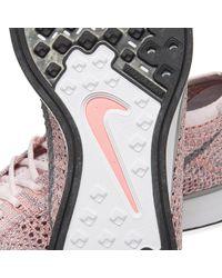 Nike | Pink Flyknit Racer for Men | Lyst