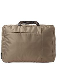 Nanamica - Brown Two Way Briefcase for Men - Lyst