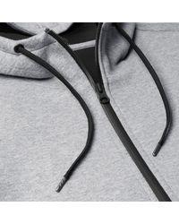 Everlane - Gray The Street Fleece Zip Hoodie for Men - Lyst