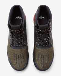 Express - Black Creative Recreation Torello Military Boot for Men - Lyst