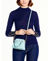 kate spade new york - Blue Cedar Street Mini Maise - Lyst