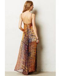 Cynthia Vincent   Orange Pali Maxi Dress   Lyst