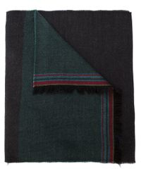 Paul Smith - Multicolor Woven Scarf for Men - Lyst