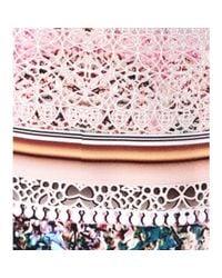 Mary Katrantzou | Multicolor Silver Lake Printed Silk Dress | Lyst