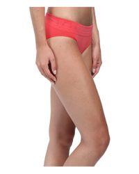 Smartwool   Red Phd® Seamless Mid Rise Bikini   Lyst