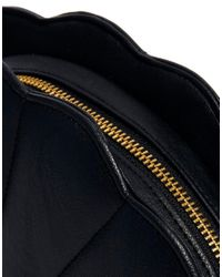 ASOS - Black Shell Cross Body Bag - Lyst