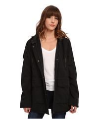 Volcom - Black Stand Up Jacket - Lyst