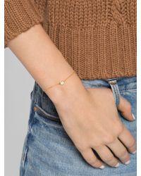BaubleBar - Metallic Ice Chevron Bracelet - Lyst