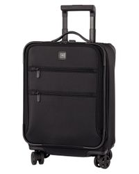 Victorinox | Black Victorinox Swiss Army 'lexicon 20' Dual Caster Wheeled Carry-on for Men | Lyst