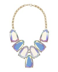 Kendra Scott | Yellow Harlow Necklace | Lyst