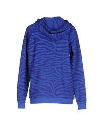 Zoe Karssen - Blue Sweatshirt - Lyst