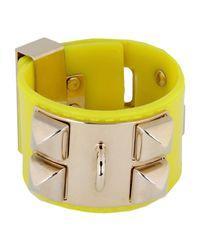 Hervê Guyel - Metallic Bracelet - Lyst